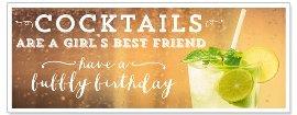 Karte Cocktail