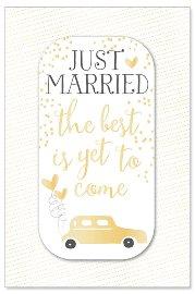 Hochzeitskarte Auto