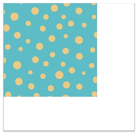 Serviette Mini Dots