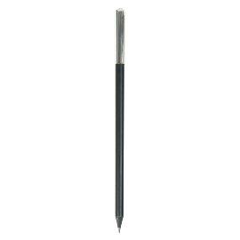 Bleistift Metallkappe silber