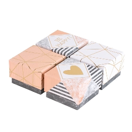 Geschenkboxen 4er Set Finest