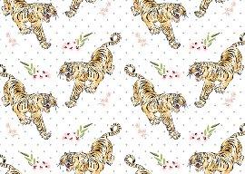 Geschenkpapier Finest Tiger