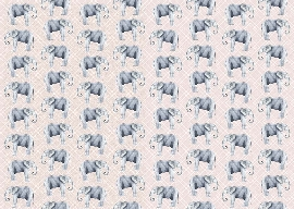 Geschenkpapier Finest Elefant