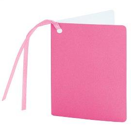 Geschenkanhänger Pink