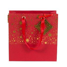 Geschenktasche Rot