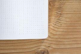 Notizbuch Notes Grau DIN A5