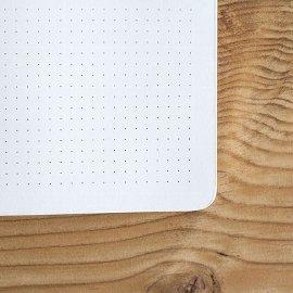 Notizbuch Colour Blocking Nude DIN A6