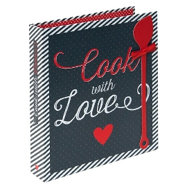 Rezeptordner Cook with love