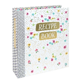 Rezeptordner Recipe Book DIN A5