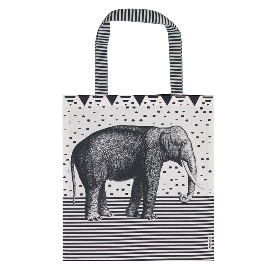 Shopper Easybag  Elefant