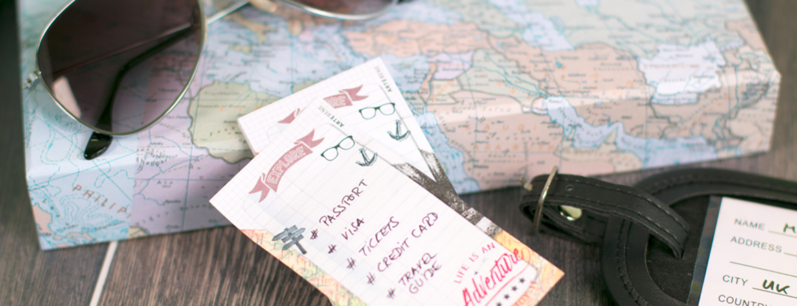 Weltenbummler Reisen Geschenke