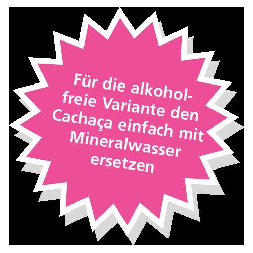 Caipirinha Alkoholfrei Rezept