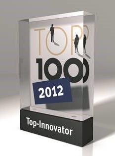 ARTEBENE Top 100 Innovator