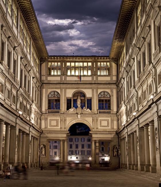 Uffzien Florenz Reisetipps Insider
