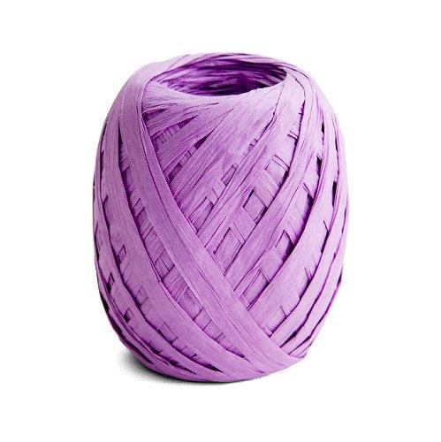 ribbon/crepe paper/45m/mauve