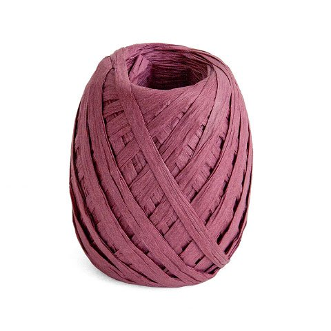 ribbon/crepe paper/45m/berry