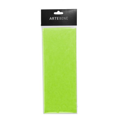 Seidenpapier Hellgrün Lime