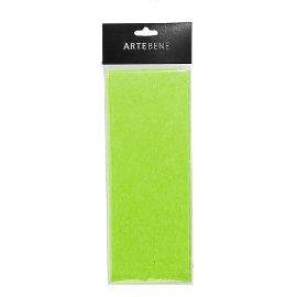 tissue paper/50x75cm/4 pcs./lime