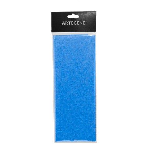 tissue paper/50x75cm/4 pcs./azure