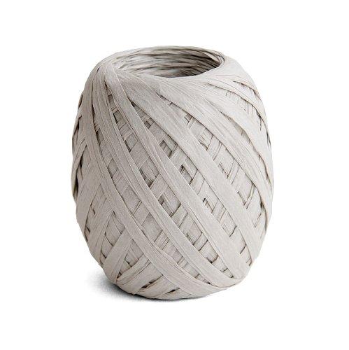 ribbon/crepe paper/45m/stone
