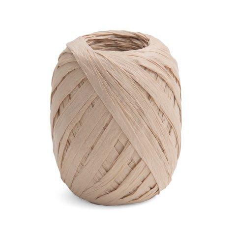 ribbon/crepe paper/45m/nature