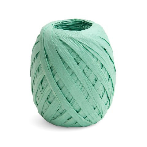 ribbon/crepe paper/45m/green