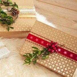 ribbon-box/5 rolls à 4m/assorted
