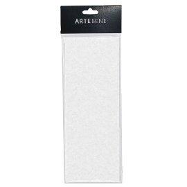 tissue paper/50x76cm/4 pcs./white