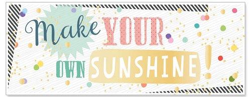 Karte Sunshine