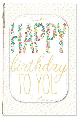 greeting card/foil/bow