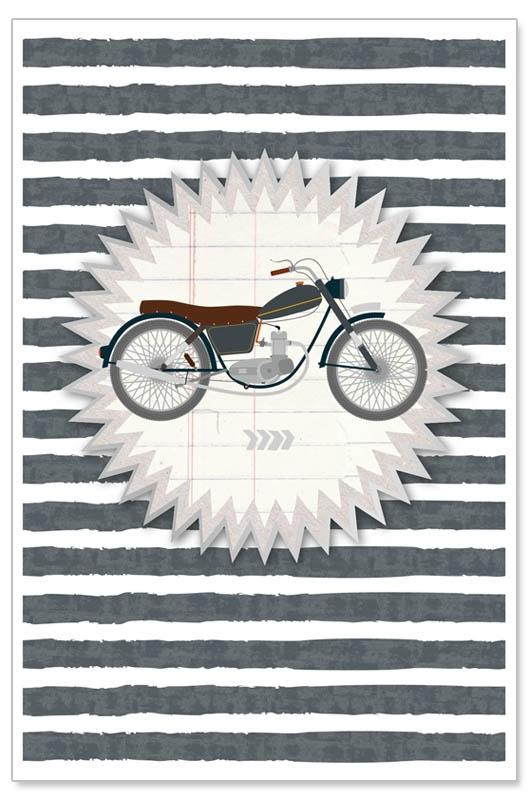 Geburtstagskarte fur motorradfahrer