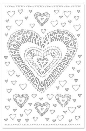 greeting card/lasercut
