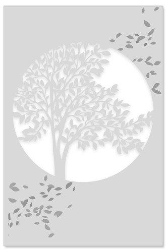 Trauerkarte Baum