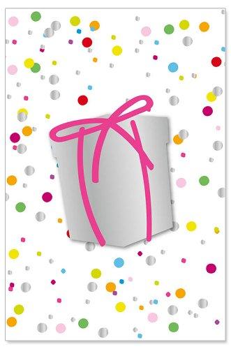 Geburtstagskarte Päckchen
