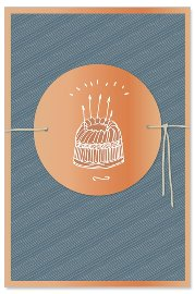 greeting card/foil