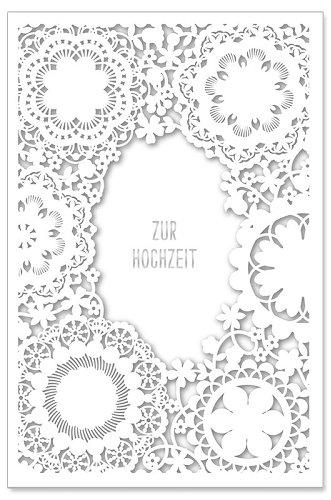 Hochzeitskarte Ornamente Zur Hochzeit
