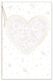 Hochzeitskarte Herz