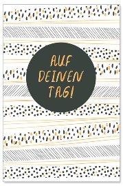 Geburtstagskarte Spruch Auf Deinen Tag