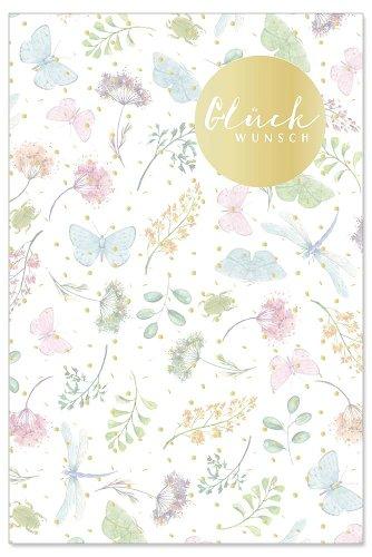 Congratulations card flowers