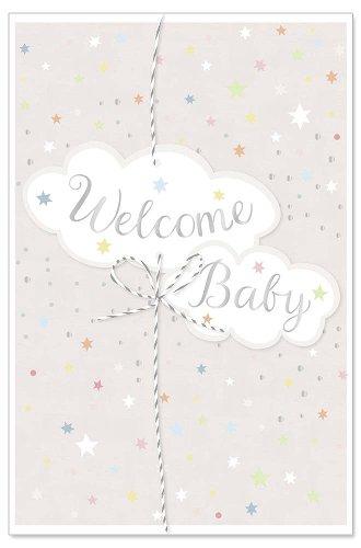 Card baby cloud