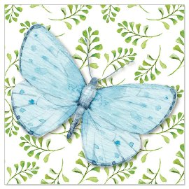 Mini card butterfly 3D