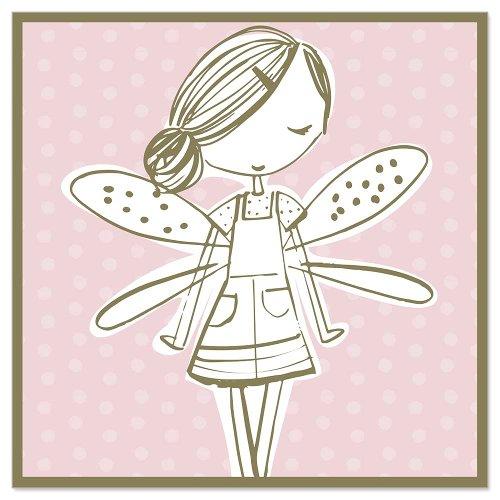 Mini card fairy