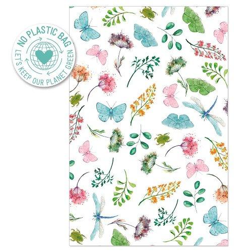 Grußkarte Schmetterlinge