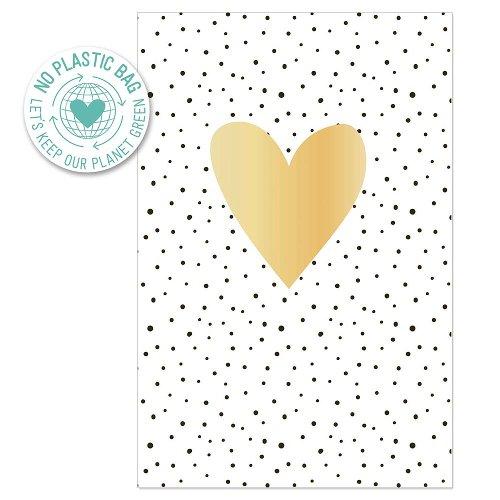 Greeting card heart