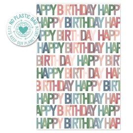 Geburtstagskarte Spruch Happy Birthday