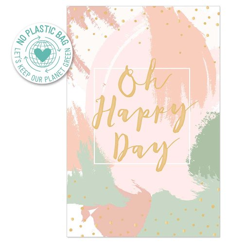 Greeting card happy day