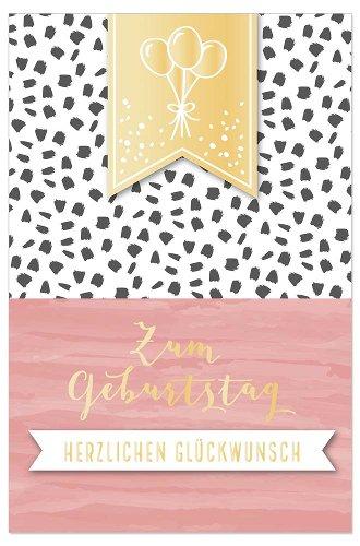 Birthday card Zum geburtstag Herzlichen Glückwunsch