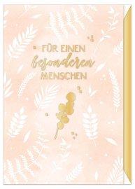 Birthday card Für einen besonderen Menschen