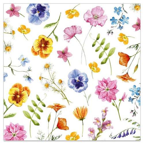 Minicard Flowering meadow
