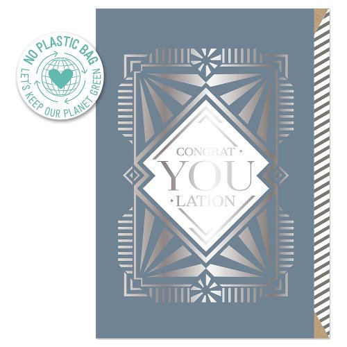 Greeting card Congratulation